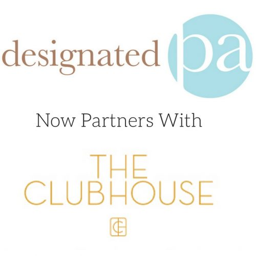 Designated PA Now In Partnership With The Clubhouse