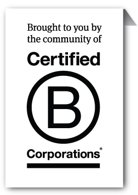 Designated PA's journey to become a Certified B Corporation