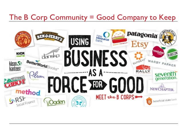 Journey to become a B Corp company – Designated PA