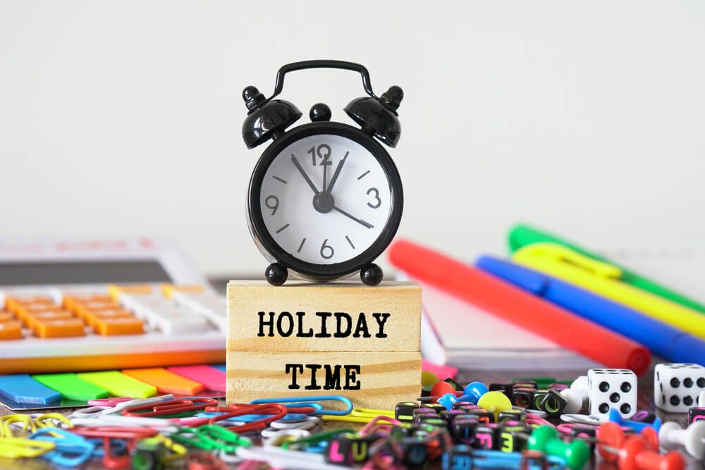 Holiday mode: Activated! – How to relax and keep your business on track.