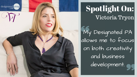 Client Spotlight – Victoria Tryon