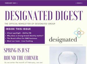February Designated Digest newsletter