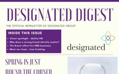 February Edition of Designated Digest