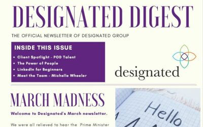 March Edition of Designated Digest