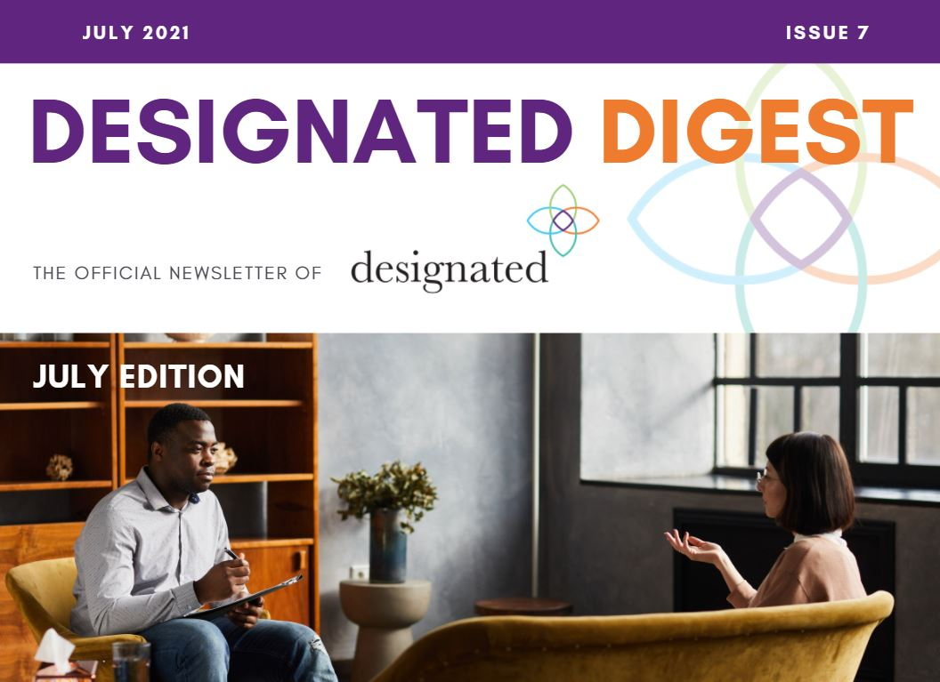 July Edition of Designated Digest