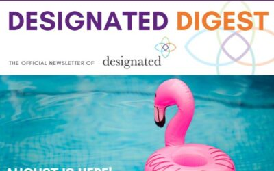 August Edition of Designated Digest