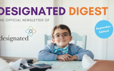 September edition of Designated Digest